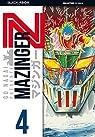 Mazinger Z, tome 4 par Nagai