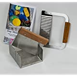 Areej Mitre2 Stainless Steel Soap Making Box Set with Slots