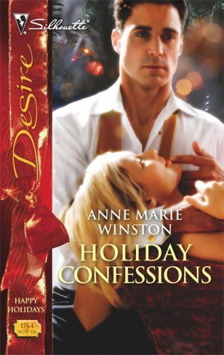 Holiday Confessions (Harlequin Desire Book 1764)