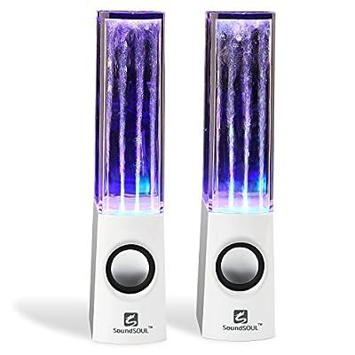 SoundSOUL Music Fountain Mini AmplifierSpeakers