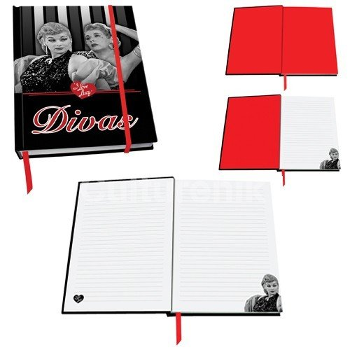 (I Love Lucy Journal Divas)