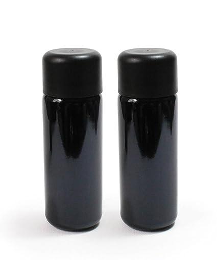 naturkor 50 ml ultravioleta – Botellas de cristal vacías rellenable contenedores con tapa de rosca y