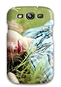 Eric J Green Galaxy S3 Hard Case With Fashion Design/ ANIoIbW419HCGFd Phone Case