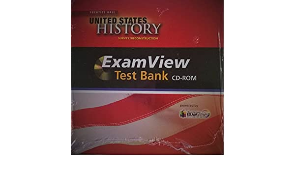 Counting Number worksheets free us history worksheets : United States History Survey/Reconstruction: ExamView Test Bank CD ...