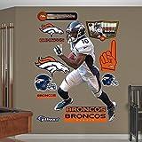 NFL Denver Broncos Emmanuel Sanders Big Wall Decal