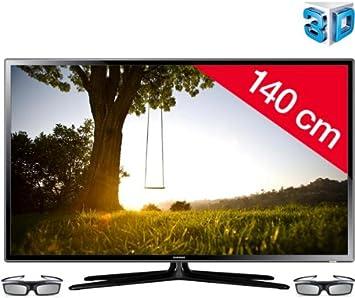 SAMSUNG Televisor LED 3D UE55F6100: Amazon.es: Electrónica