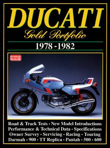 Ducati: Gold Portfolio 1978-1982