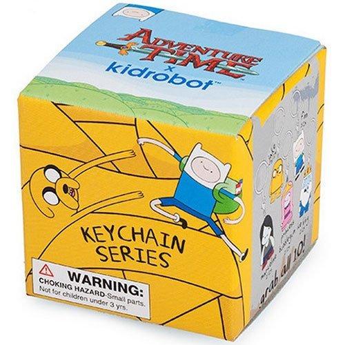 Kidrobot Adventure Time Mini Series Blind Box Vinyl Keychain - Qty 1 Per Purchase