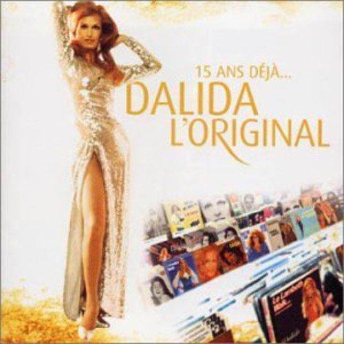 Dalida L'Original: 15 ans deja.... by GiGi