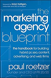 The in demand marketing agency how to use public speaking to become the marketing agency blueprint the handbook for building hybrid pr seo content malvernweather Choice Image