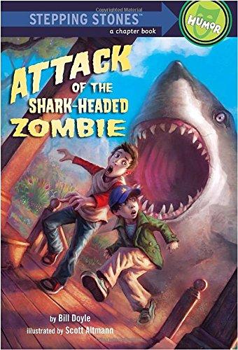 shark chapter books for kids - 5