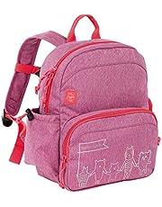 Sonderangebot: Lässig Medium Backpack About Friends mélange Kinder-Rucksack, 30 cm, Pink und mehr