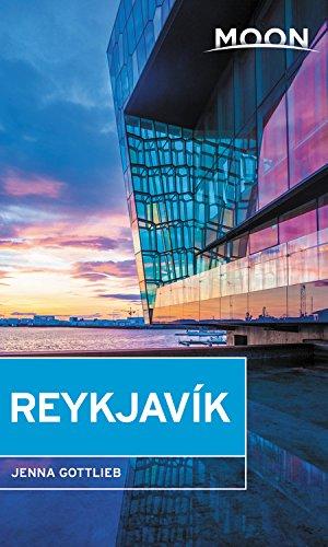 Moon Reykjavik (Travel Guide)
