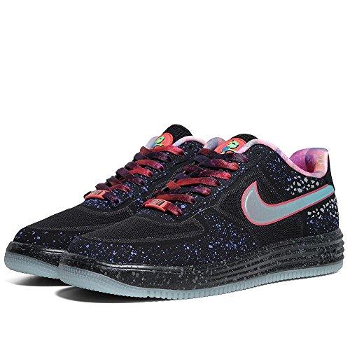Zapatos de entrenamiento Lunar ForceFuse Prm Qs para hombre del deporte black, reflect silver