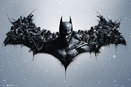 (Batman Origins - Arkham Bats Poster 36 x)
