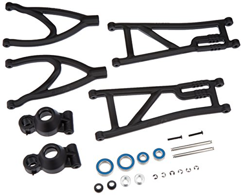 - RPM 80562 Revo True Track Rear A-Arm Conversion Black