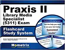 Praxis ii library media specialist 5311 exam flashcard study praxis ii library media specialist 5311 exam flashcard study system praxis ii test practice questions review for the praxis ii subject assessments fandeluxe Image collections