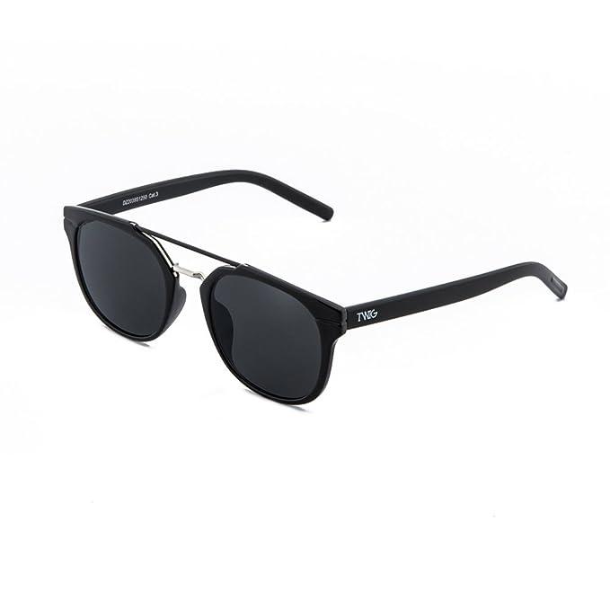 Gafas de sol TWIG BUKOWSKI espejo degradadas hombre/mujer ...