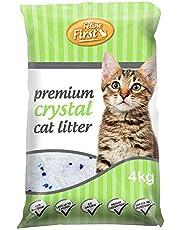 Feline First 50480 Premium Crystal Cat Litter 4 kg