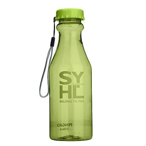 Muium Botella de Agua de Viaje de Deportes al Aire Libre ...