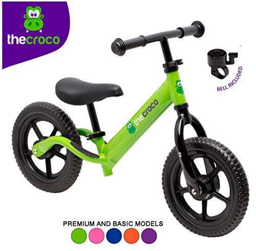 TheCroco Lightweight Balance Bike