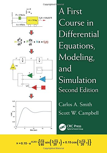 READ A First Course in Differential Equations, Modeling, and Simulation [W.O.R.D]