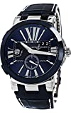 Ulysse Nardin Gmt DualTime Men's Automatic Watch 243-00/43