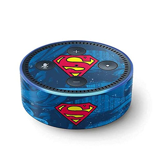 DC Comics Superman Echo Dot (2nd Gen, 2016)