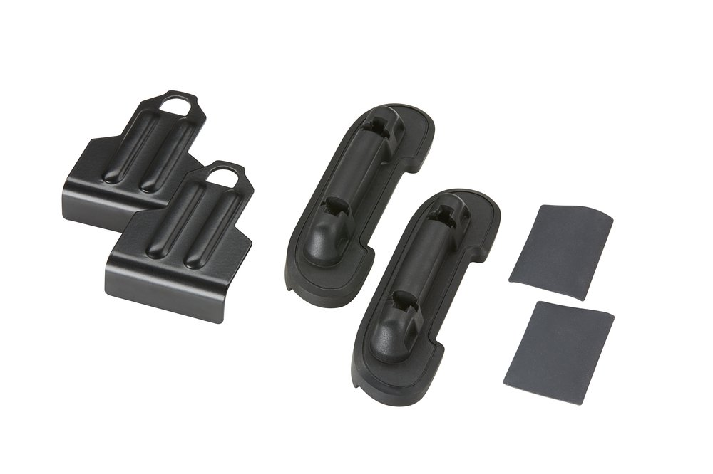 Yakima - BaseClip Vehicle Attachment Mount for BaseLine Towers (1 pair), 174