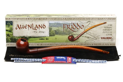 Vauen Auenland Friddo Churchwarden Tobacco Pipe by Vauen