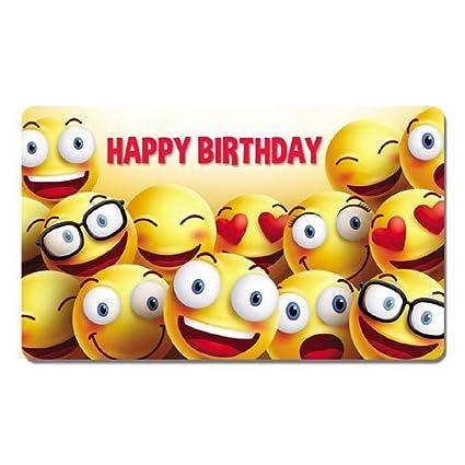 Buy Happy Birthday Smiley Magnet