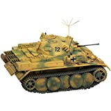 アスカモデル 1/35 ドイツ陸軍 2号戦車L型ルクス 増加装甲型 第4装甲偵察大隊仕様 真鍮製砲身パーツ付 プラモデル 35-039