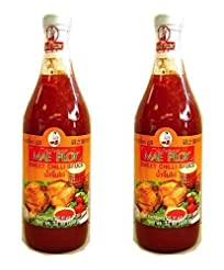 Mae Ploy Sweet Chili Sauce 32OZ (Pack of...