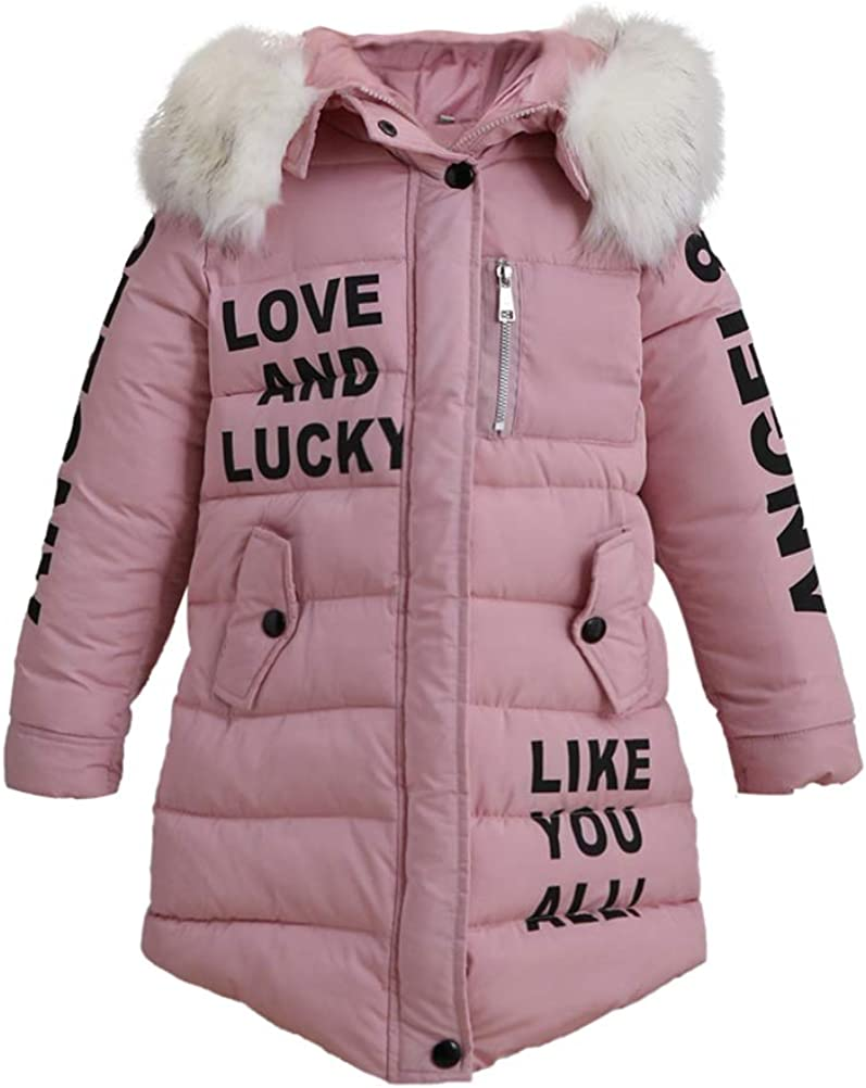 SHORY/_CL Baby Boys Gril Winter Fluff Outerwear Soild Warm Keep Warm Jacket Comfortable Zipper Thicken Coat Outdoor Hoodie