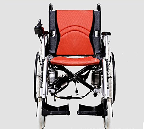 New Electric Wheelchair Aluminum Alloy Portable Reliable