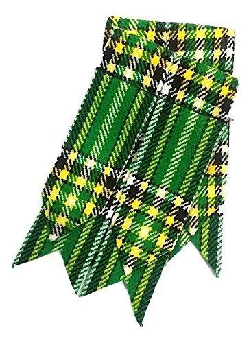 Hombre DISTINTIVOS DE Kilt Irlandés Tartán/Falda Escocesa Hose Calcetines Bandas Tartanes: Amazon.es: Ropa y accesorios
