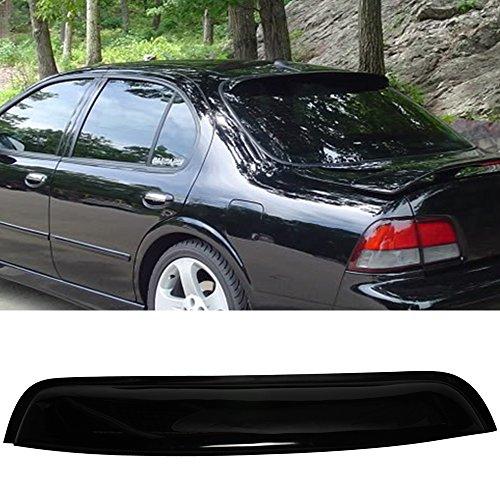 (Window Visor Fits 1995-1999 Nissan Maxima   OE Style Acrylic Wind Deflector Rain Guard Sunshades by IKONMOTORSPORTS   1996 1997 1998)