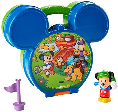 Fisher-Price Little People Disney Classics OTG Playset -
