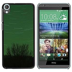 Stuss Case / Funda Carcasa protectora - The Pine And The Majestic Green - HTC Desire 820