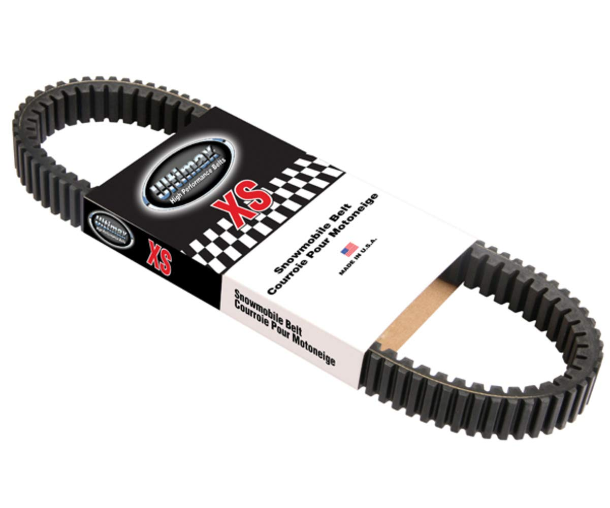 'Carlisle Ultimax XS Drive Belt 1 3/8'' x 45 1/8'' XS805'