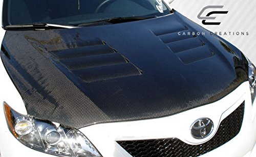 Carbon Creations ED-PGC-837 GT Concept Hood - 1 Piece Body Kit - Fits Toyota Camry - 2007 2008 2009 2010 2011 | 07 08 09 10 11 (Carbon Kits Creations Body)