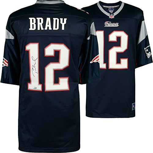 New England Patriots Autographed Jersey - 5