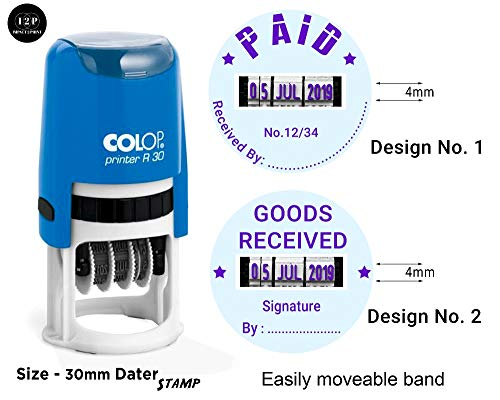 IMPACT2PRINT Colop R30 Self Inking Stamp