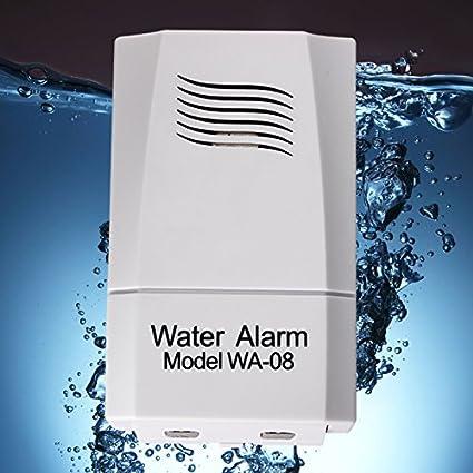 envío gratuito] DBY WA08 fugas de agua Alarma Detector de ...