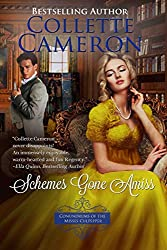 Schemes Gone Amiss (Conundrums of the Misses Culpepper Book 2)