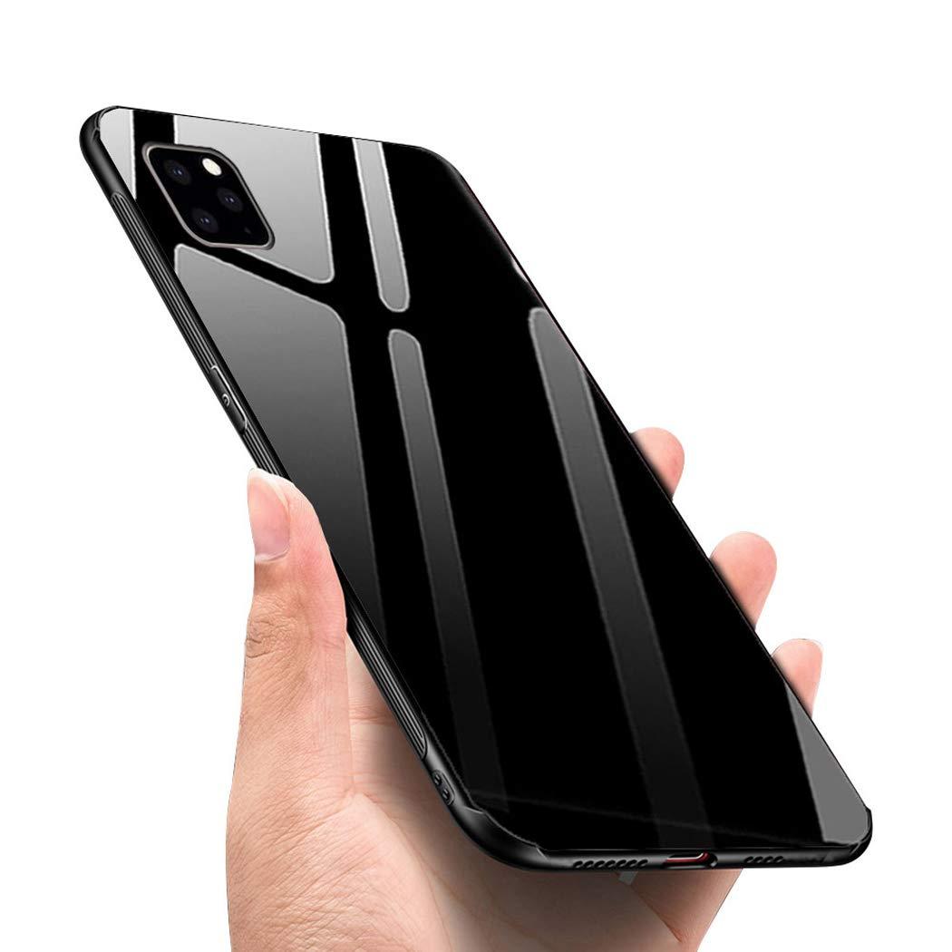 Funda + Vidrio para Iphone 11 Pro Max (6.5) LUHUANX [7XJ7W9]