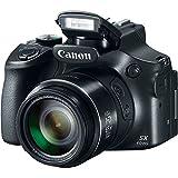 Canon PowerShot SX60 HS Digital Camera - Wi-Fi Enabled