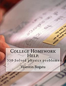 University physics homework help