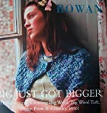 img - for Big Just Got Bigger: Thirty Designs Featuring Big Wool, Big Wool Tuft, Biggy Print & Chunky Print book / textbook / text book