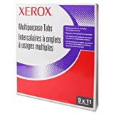 XER3R4418 - Xerox Single Straight Collated Index